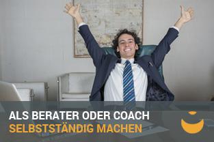 Als Berater oder Coach selbstständig machen