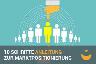 10 Schritte zur Markt-Positionierung