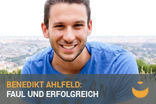 """""""Faul und erfolgreiche"""" ein Gastartikel von Benedikt Ahlfeld"""